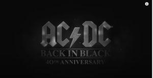 ACDCバック・イン・ブラック40th