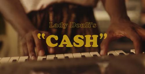 LADY DONLI「Cash」